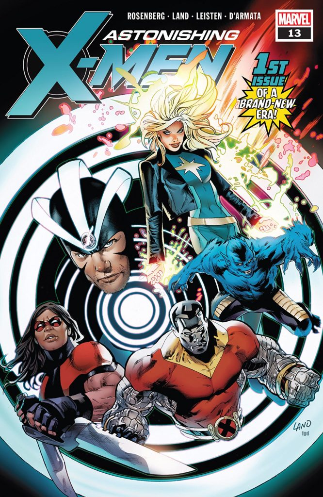 Astonishing X-Men 13 Until Hearts Stop Part 1 Comic Book Review
