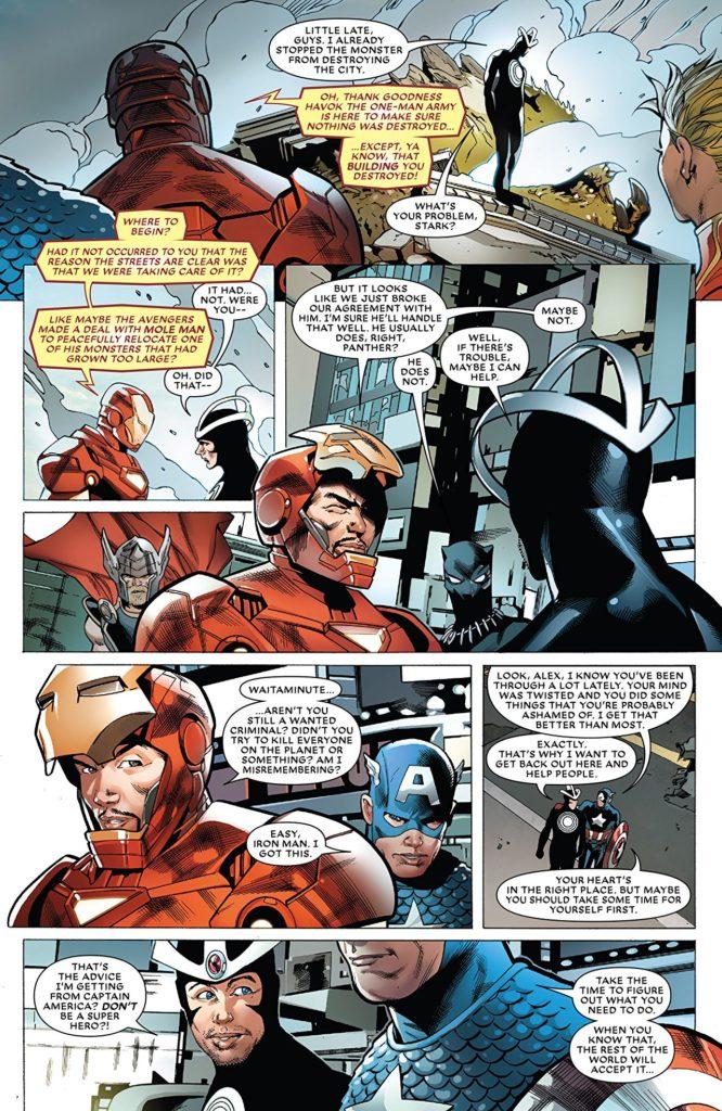 Astonishing X-Men 13 Until Hearts Stop Part 1 Comic Book Review
