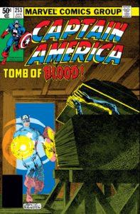 Captain America Comics Steve Rogers