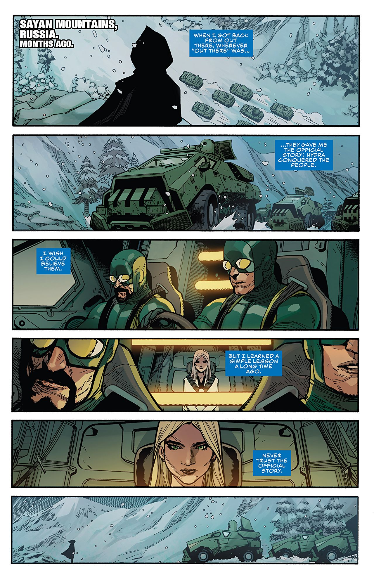 Captain America 1.2 Comic Book Review