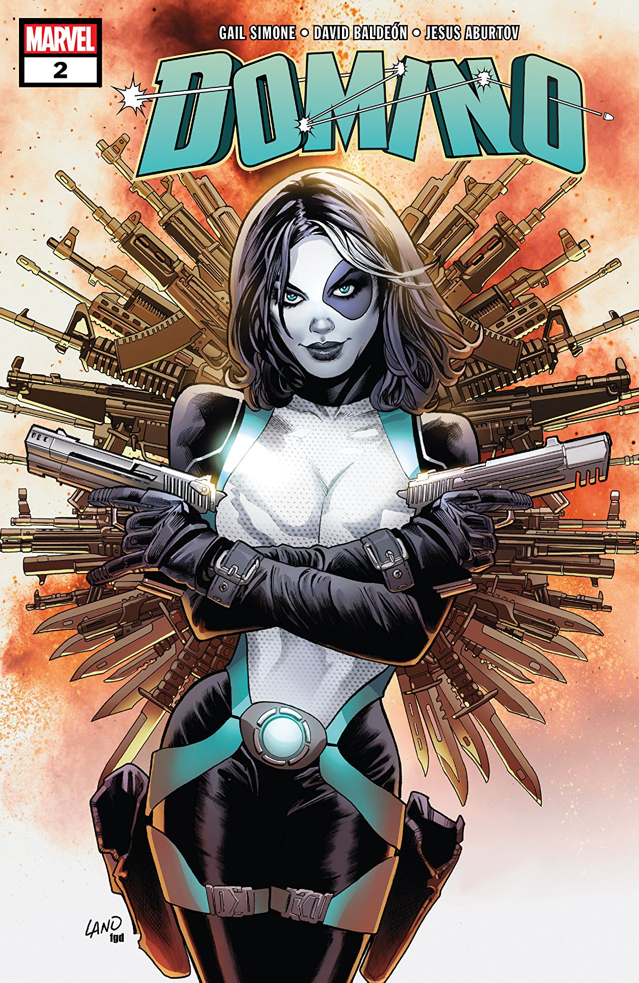 Domino 2 comic book review