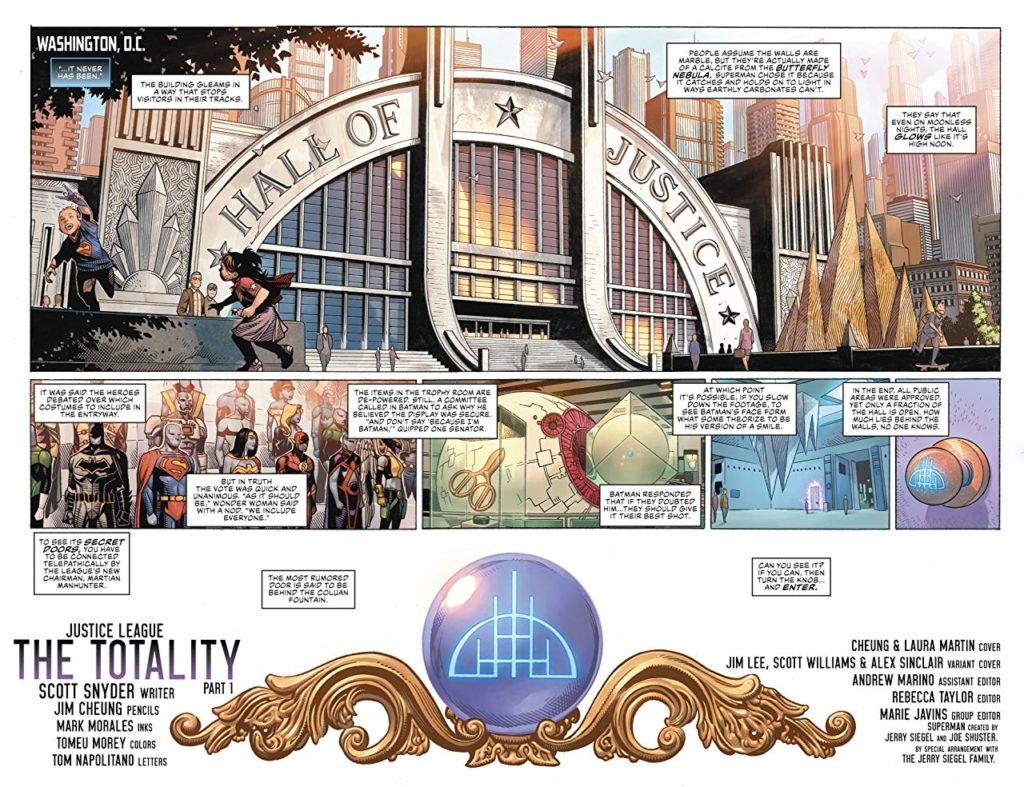 Justice League 1.3