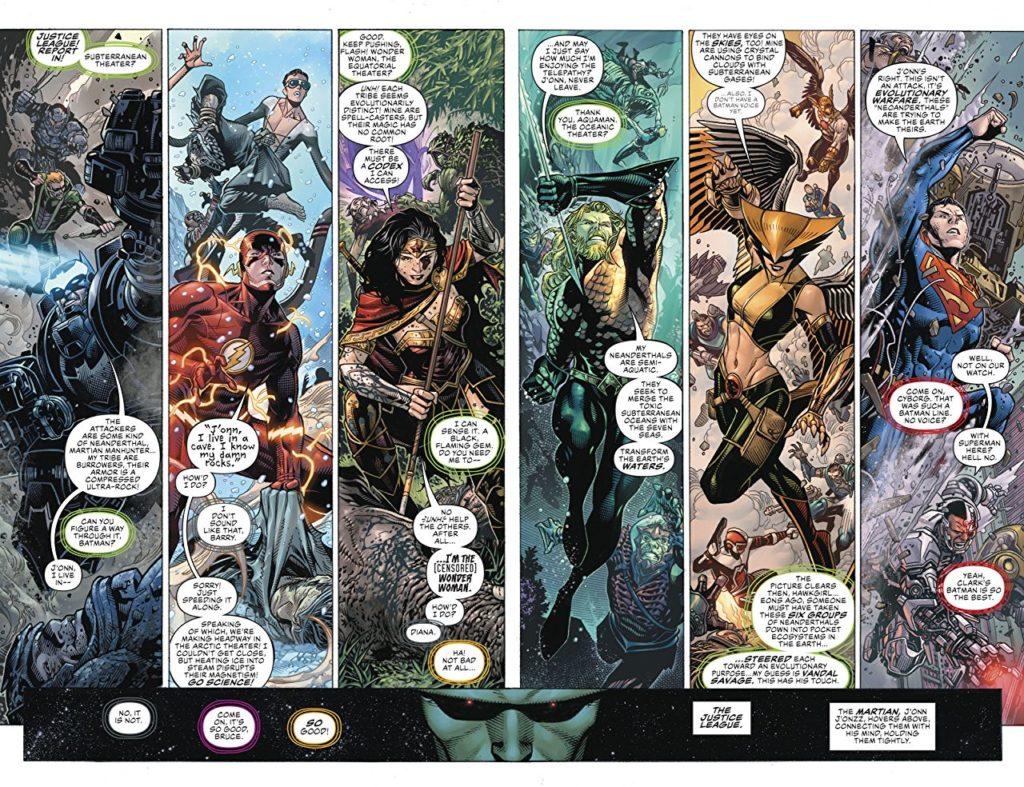 Justice League 1.4