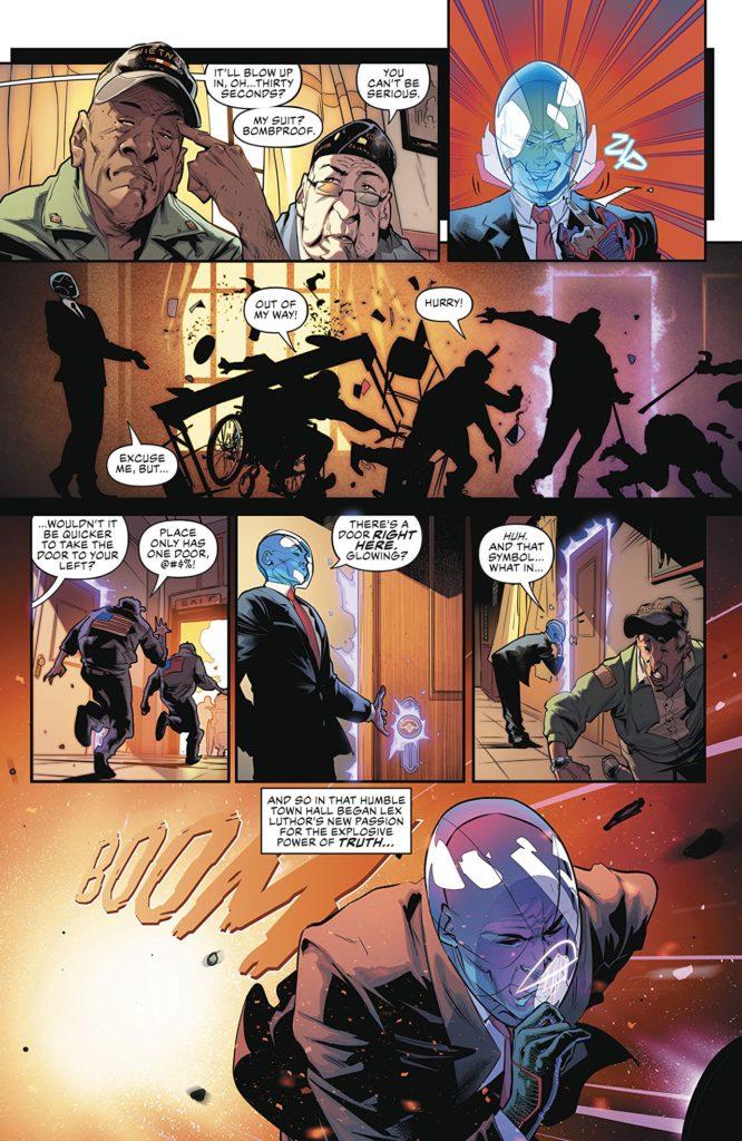 Justice League 2 Comic Book