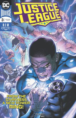 Justice League 3 The Totality Part 3 Comic Book Review