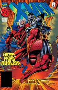 X-Men_Vol_2_43 Comic Book