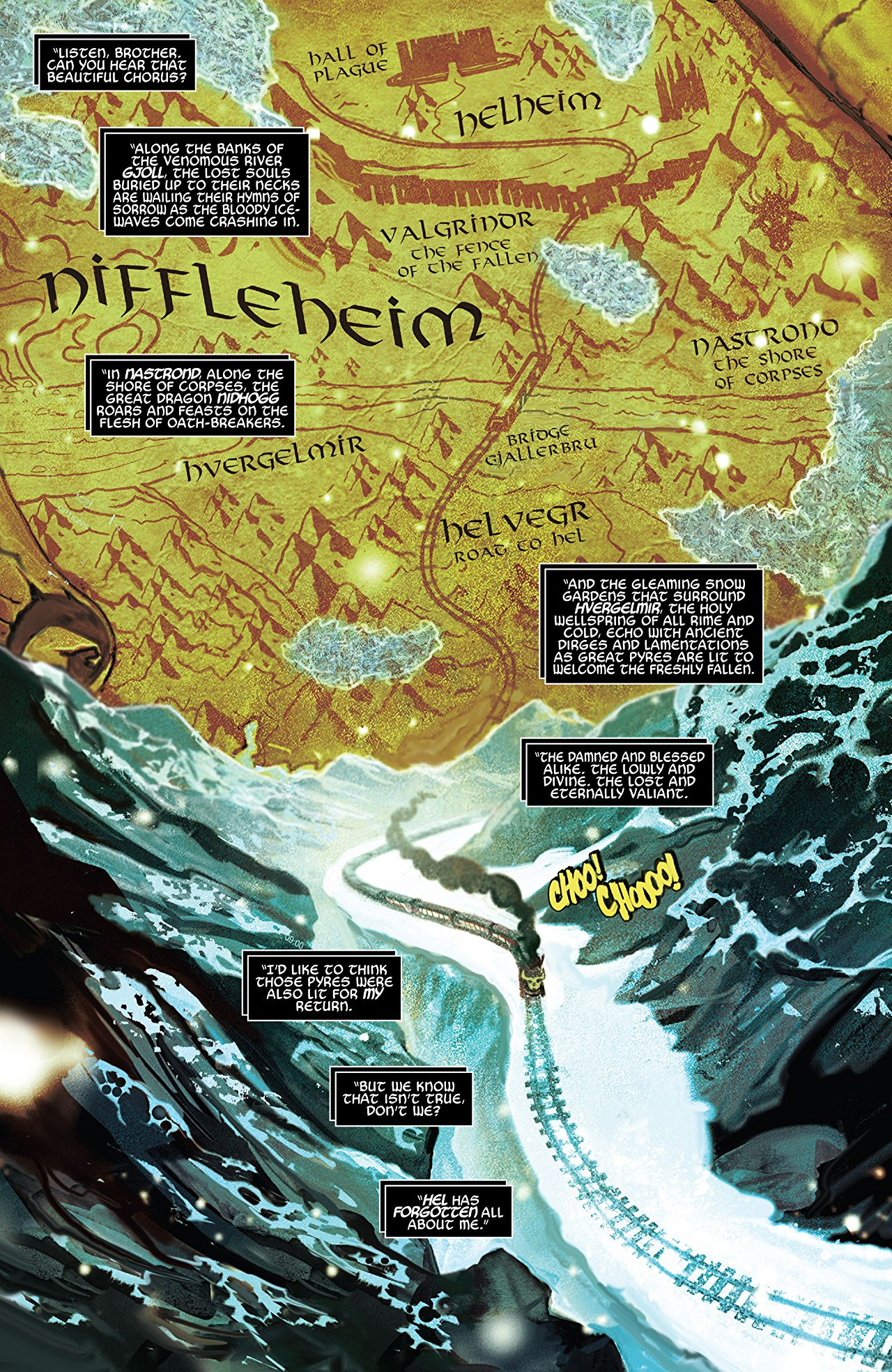 Thor 2 comic book review