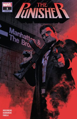 The Punisher #1 World War Frank Part One Comic Book Review