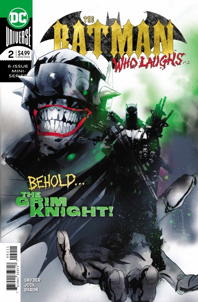 Batman Who Laughs 2