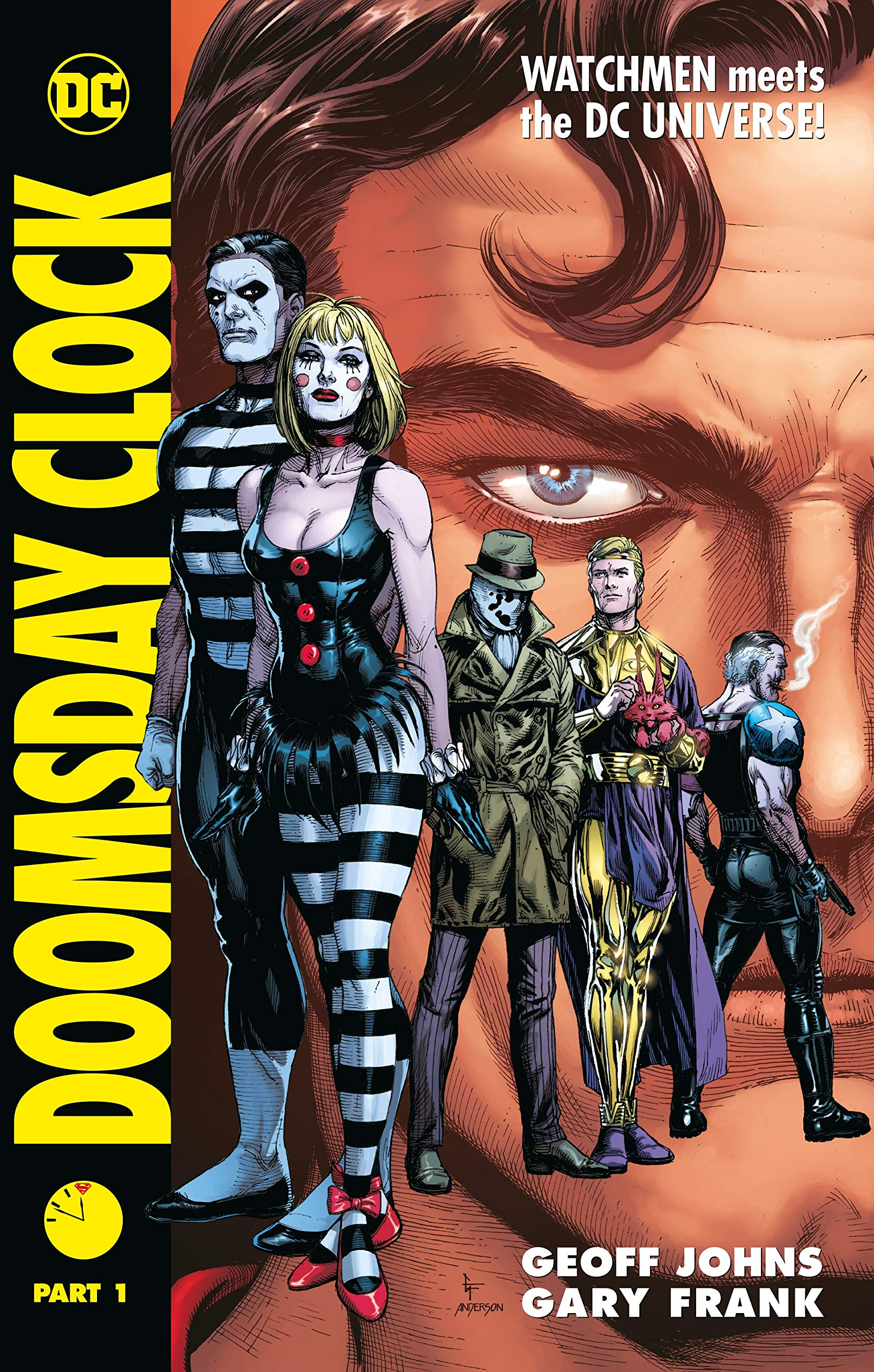 Doomsday Clock Reading Order: The Ultimate Guide