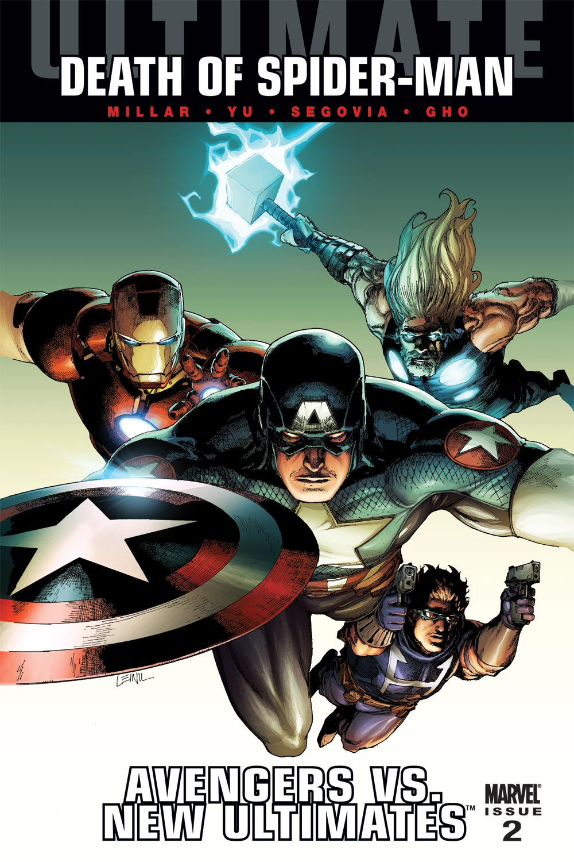 Ultimate Comics Avengers Omnibus Review