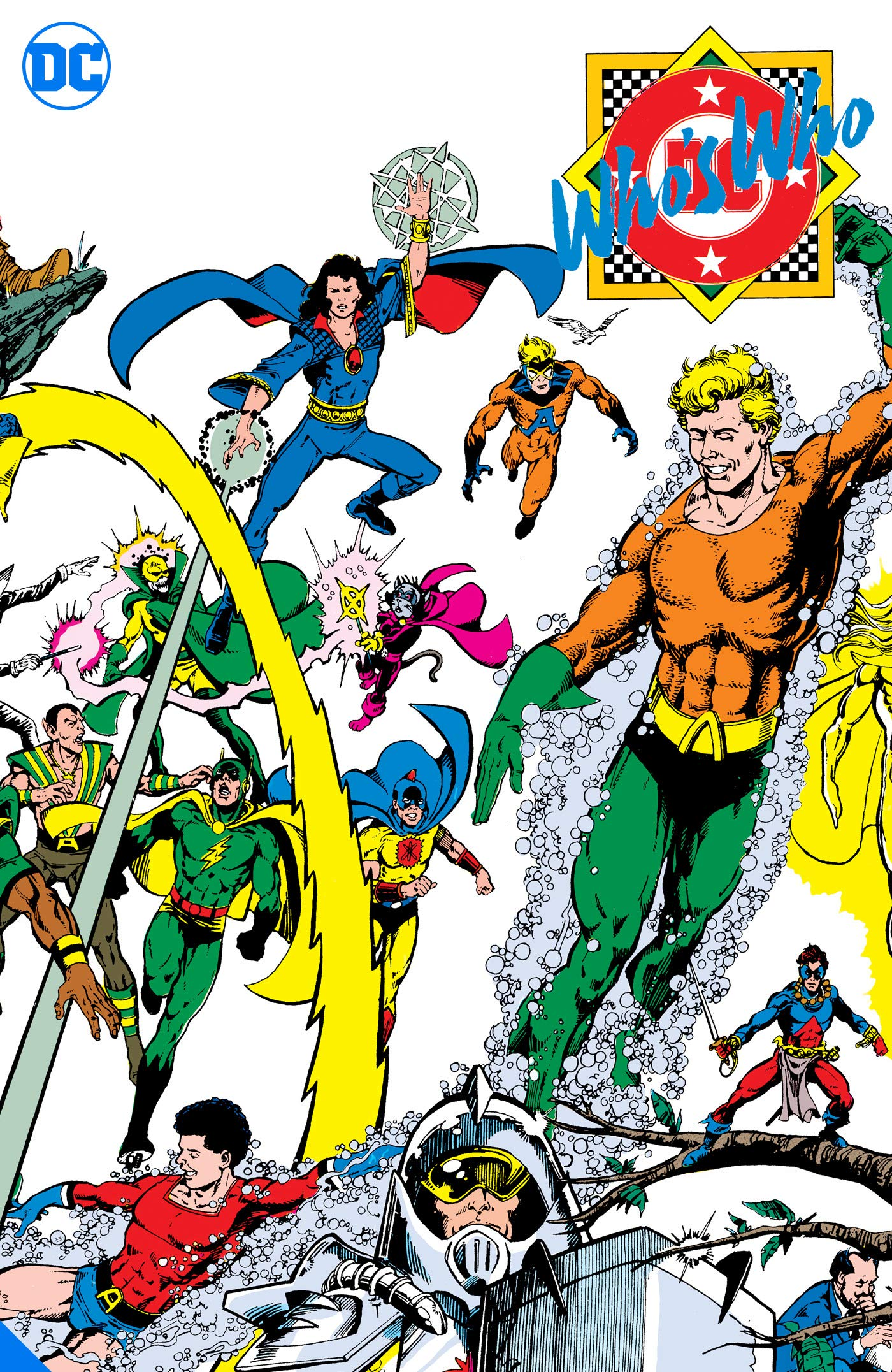 DC Who's Who Omnibus (Vol 1) Release Date?