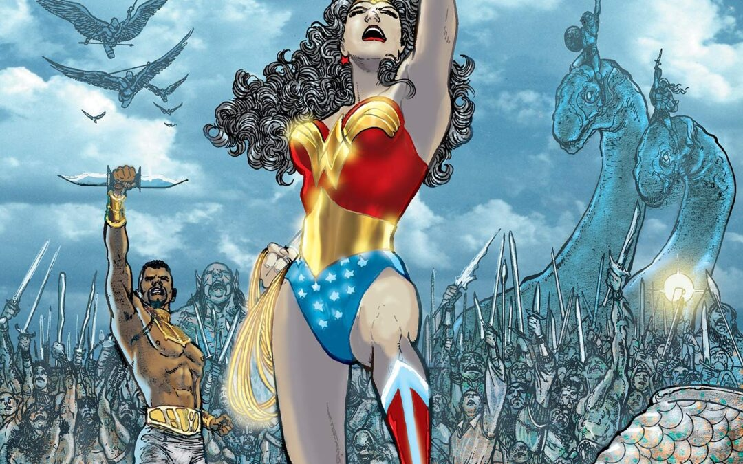 Wonder Woman Comics: The Ultimate Guide